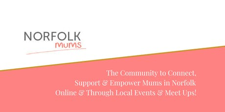 Norfolk Mums Mega Meet Up tickets