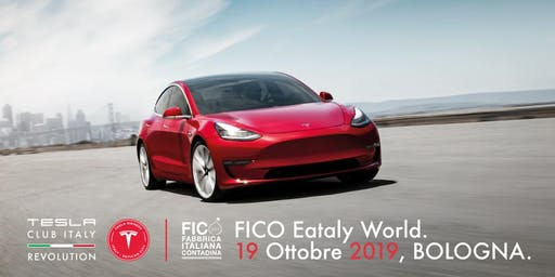Conferenza Tesla Club Italy Revolution 2019