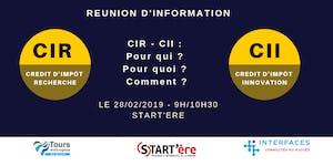 CIR-CII : Pour qui ? Pour quoi ? Comment ?