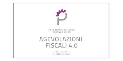 Agevolazioni fiscali 4.0