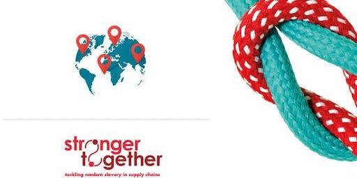 Tackling Modern Slavery in Global Supply Chains - Biggleswade, Bedfordshire Workshop - 11/09/19
