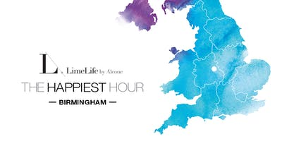 The Happiest Hour with LimeLife by Alcone UK - Birmingham