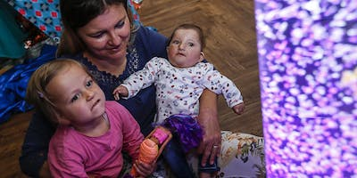 Sensory Room for Families with Additional Needs