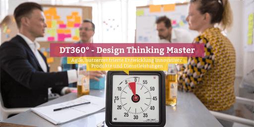 DT360° - Certified Design Thinking Master, Hamburg