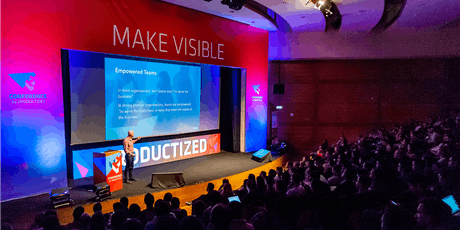 Productized Lisbon 2019 billets