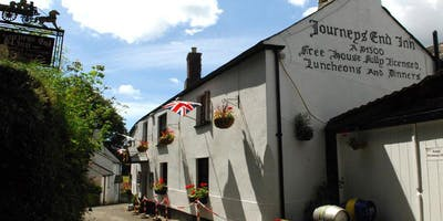 Pi Singles Sunday lunch at the Journey's End Inn