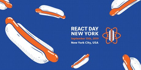 React Day New York 2019 tickets