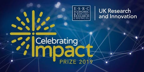 ESRC Celebrating Impact Prize 2019 tickets