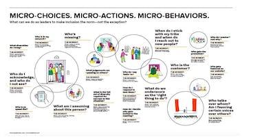 Micro Behaviours Event