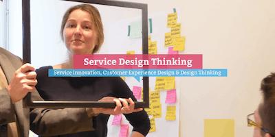 Certified Service Design Thinker (engl.), London