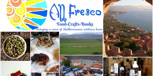 All Fresco Mediterranean Pop-Up Market Milton Keynes
