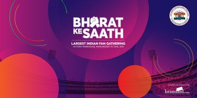 Bharat Ke Saath-The Largest Indian Fan Gathering