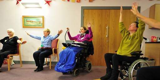 Copy of St Richard's Hospice Social Groups - Tai Chi