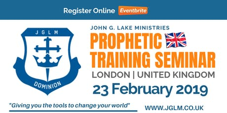 John G Lake Ministries UK Events | Eventbrite