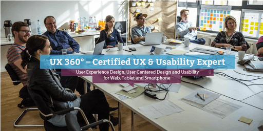UX 360° - Certified UX & Usability Expert (engl.), Berlin