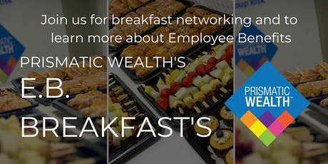 Employee Benefit Breakfasts with Prismatic Wealth tickets