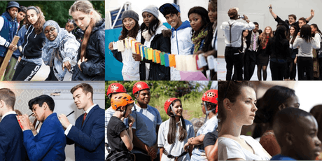 Pitch Advisors Wanted! Volunteer on the NCS Programme Summer 2019 tickets