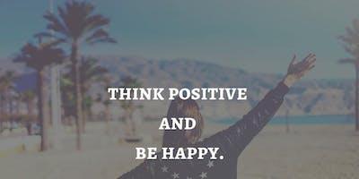 Incontro di crescita personale: Il pensiero positivo.