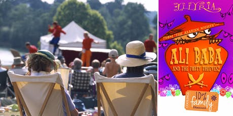 Theatre in the Garden: Ali Baba and the Forty Thieves tickets
