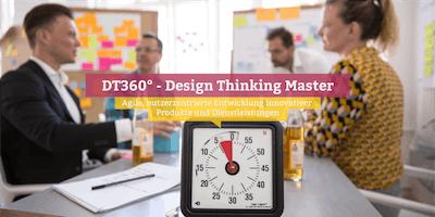 DT360° - Certified Design Thinking Master, Frankfurt