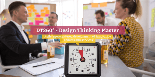 DT360° - Certified Design Thinking Master (engl.), London