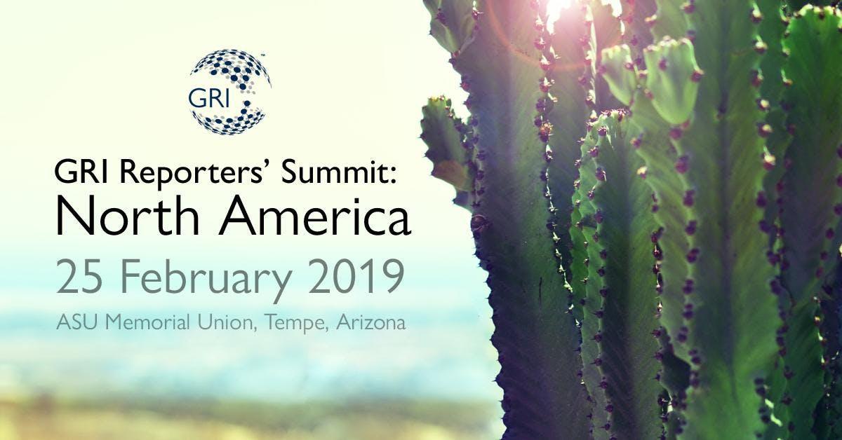GRI Reporters' Summit: North America 2019