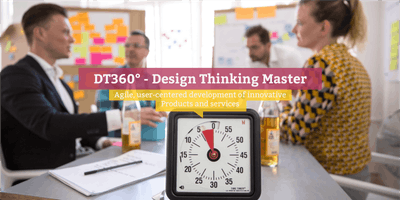 DT360° - Certified Design Thinking Master (engl.), Manchester