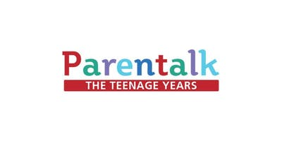 Parenting course- Parentalk The Teenage Years