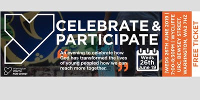 Celebrate & Participte: Reaching Young People in Warrington