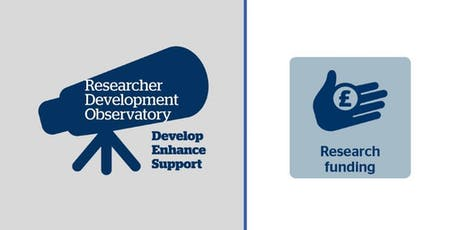 Delivering externally funded research projects (Chelmsford) tickets