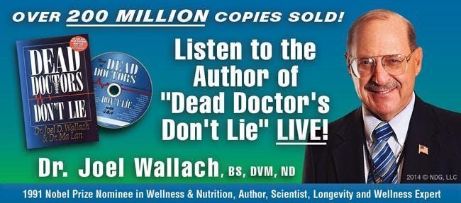 Mesa ~ Dr Joel Wallach's Dead Doctors Don't Lie Free Health  Seminar