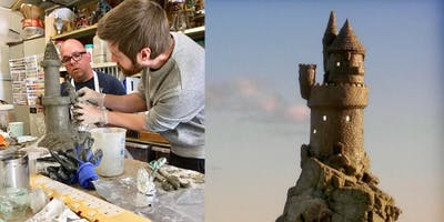 Castles!- Full day Sculpture Workshop using Pal Tiya
