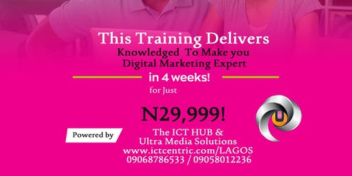 ATTEND THIS PROFESSIONAL DIGITAL MARKETING MASTER-CLASS AND BE A CERTIFIED DIGITAL MEDIA PROFESSIONAL IN 2019 - NO BOREDOM. NO BLATHERING. NO BULLSHIT. 100% PRACTICAL!