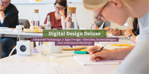 Certified Digital Designer Deluxe, Hamburg