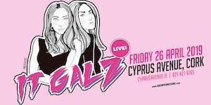 IT GALZ Live!