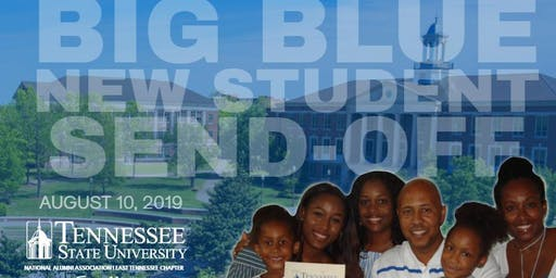 Big Blue New Student Send-off