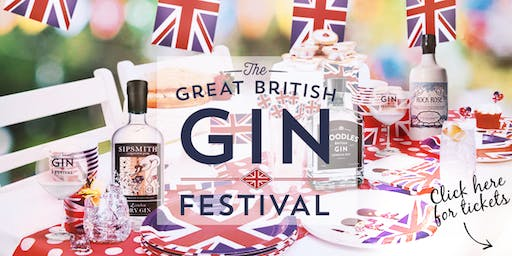 The Great British Gin Festival - Nottingham