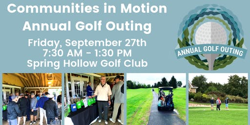 9th Annual Golf Outing
