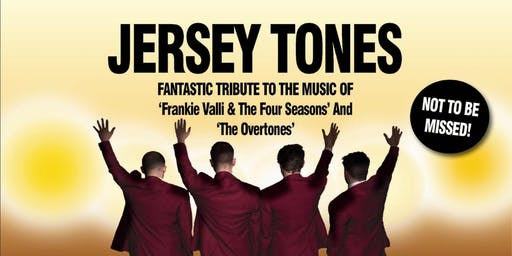 Jersey Tones - Tribute Night
