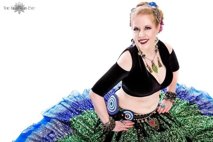 Tribal Bellydance Classes with Liora - Winter 2019 Session