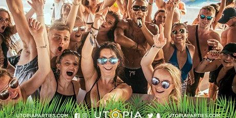 UTOPIA - Tenerife's Ultimate Boat Party tickets
