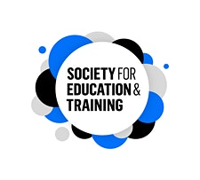 Society for Education and Training logo