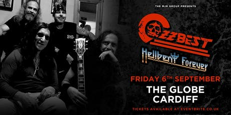Ozzbest + Hellbent Forever (The Globe, Cardiff) tickets