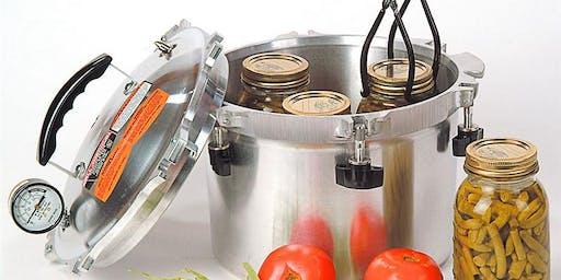 Pressure Canning Hands-On Workshop