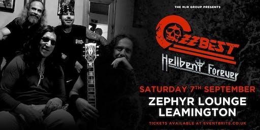 Ozzbest + Hellbent Forever (Zephyr Lounge, Leamington Spa)