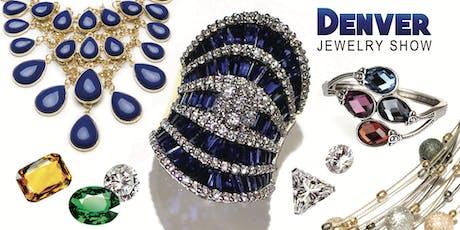 InterGem Denver Wholesale Gem & Jewelry Show tickets