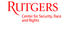Rutgers Center for Security, Race and Rights logo