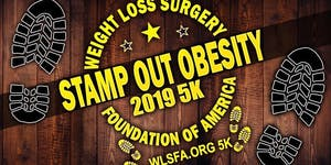 WLSFA 2019 STAMP OUT OBESITY  5K