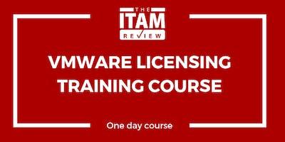 2019 UK VMWare Licensing Training Course, Twickenham