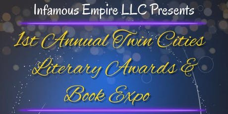 1st Annual Twin Cities Literary Awards & Expo tickets